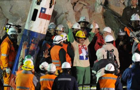 LO QUE NO SE DICE DEL ACCIDENTE LABORAL DE LOS 33 MINEROS EN CHILE