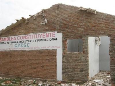 ASALTO, SAQUEO Y DESTRUCCIÓN DE LA SEDE DE LOS PUEBLOS INDÍGENAS DE SANTA CRUZ - BOLIVIA