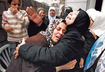 GAZA: LO QUE DESNUDA LA BARBARIE ISRAELÍ