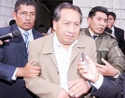 CORRUPCIÓN DE SANTOS RAMÍREZ EN YPFB TERRIBLE ESCÁNDALO PARA EL MAS