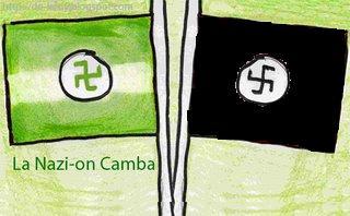 NACIÓN CAMBA INTENTA AJUSTAR LA HISTORIA A SUS DELIRIOS